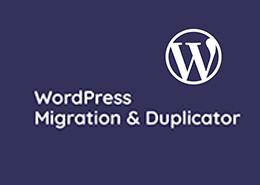 How to backup a WordPress website properly using Duplicator plugin?